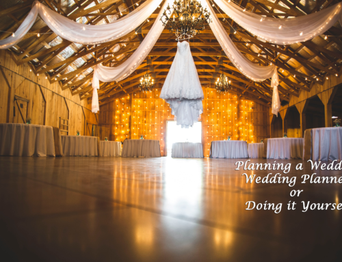 Planning a Wedding – Wedding Planner or Doing it Yourself
